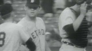 1968 WS Gm6: McLain Ks Maxvill For Complete Game Win