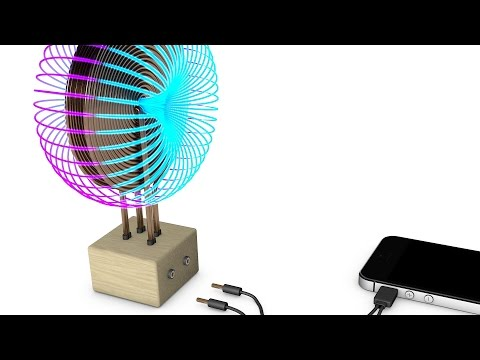 Fueless power generator in the palm of your hand