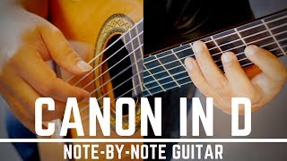 Canon in D | Pachelbel's Canon | Full Play-through | NBN Guitar