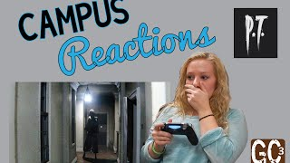 Campus Reactions: P.T.
