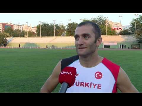 28 yaşında atletizme başladı, 400 metrede Türkiye şampiyonu oldu