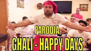 Ghali   Happy Days (PARODIA)