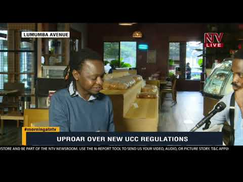 Uproar over new UCC regulations on creative arts | MORNING AT NTV