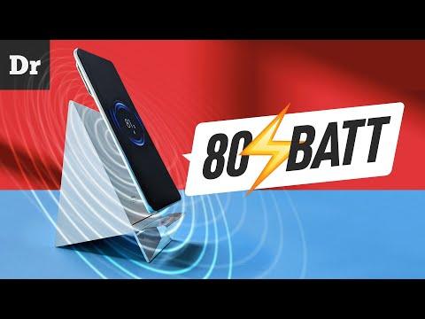 САМАЯ БЫСТРАЯ ЗАРЯДКА Xiaomi: 80 ВАТТ