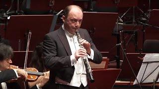 J.S. Bach: Oboenkonzert d-Moll ∙ hr-Sinfonieorchester ∙ François Leleux ∙ Andrés Orozco-Estrada