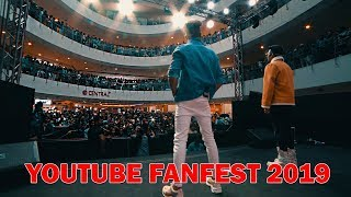 Youtube Fanfest 2019 Vlog | Warangal Diaries ft. The Baigan Vines & Kirak Hyderabadiz
