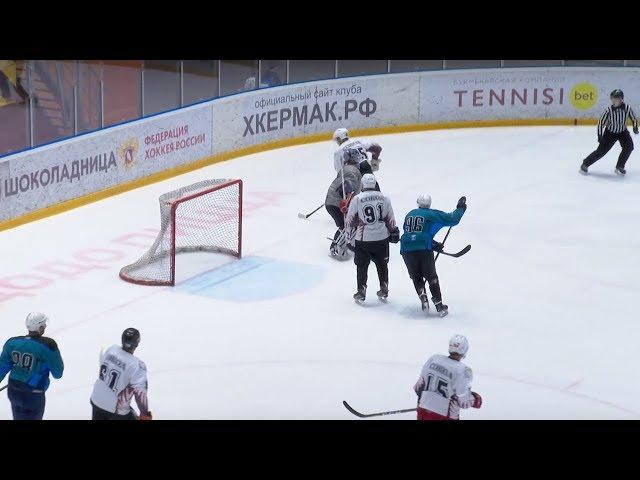 Хоккейный турнир памяти В.Сиротинина