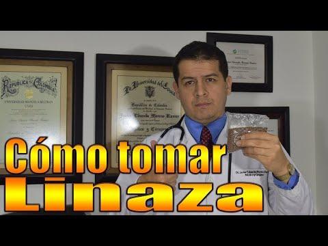 como tomar linaza video 104 Dr JAvier E Moreno