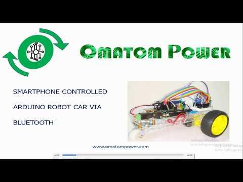 Arduino Uno R3 Compatible Bluetooth Wireless Robot DIY Kit