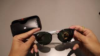 24cbe543c7b5a Unboxing Ray-Ban SCUDERIA FERRARI COLLECTION Sunglass
