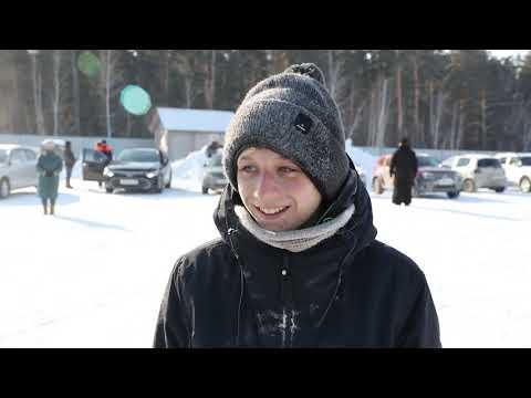 В Курганской епархии в третий раз состоялся зимний слёт молодёжи