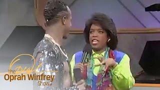 MC Hammer Shows Oprah How to Dance Like Hammer | The Oprah Winfrey Show | Oprah Winfrey Network