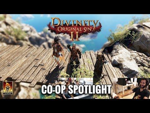 Divinity: Original Sin 2 - Co-op Spotlight thumbnail