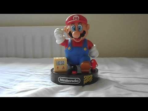Nintendo Super Mario Alarm Clock