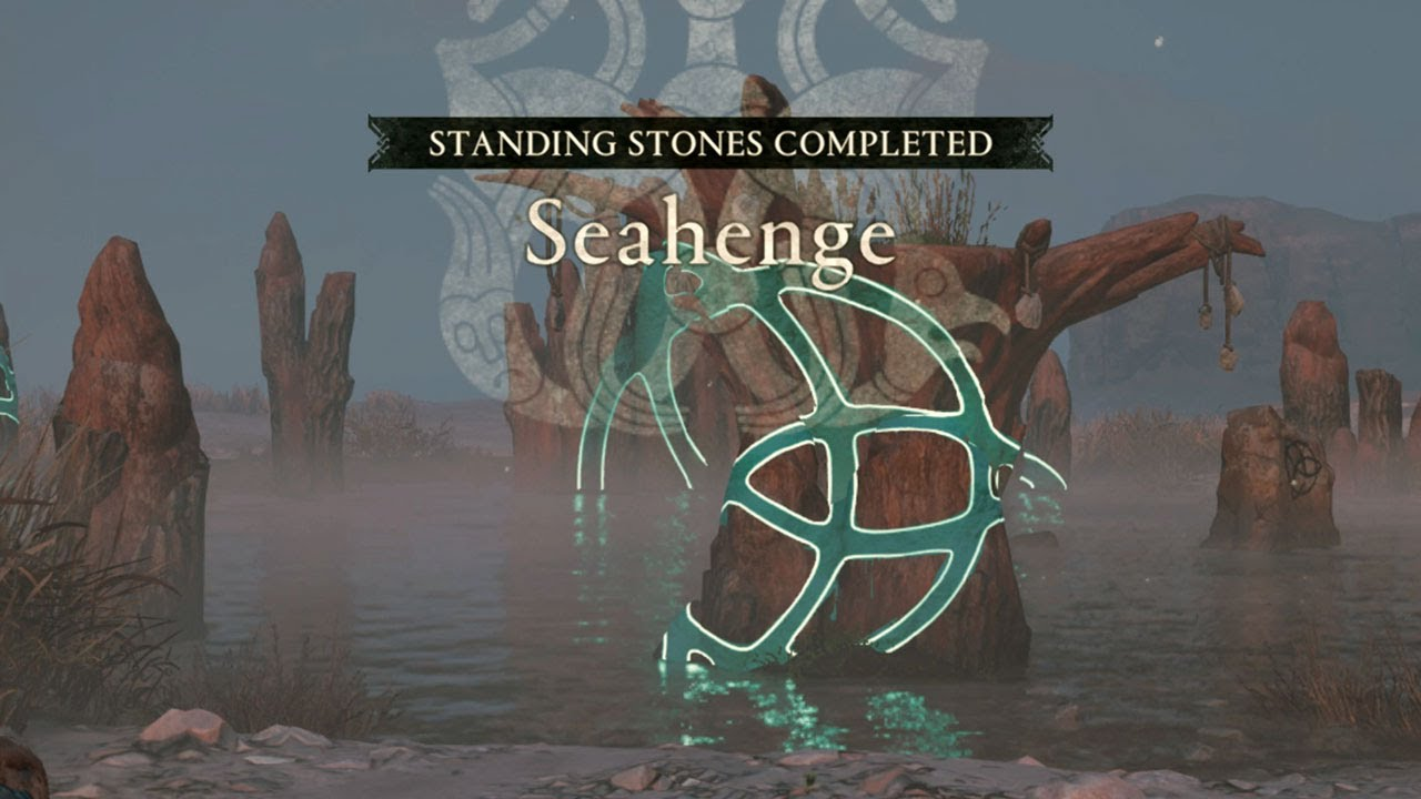 Video Seahenge Standing Stones Walkthrough in East Anglia