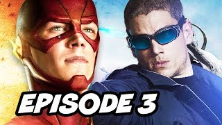 The Flash Season 2 Episode 3 - TOP 5 WTF and Easter Eggs