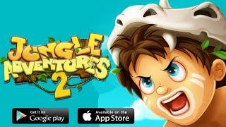 Jungle Adventures 2 Android Gameplay ᴴᴰ
