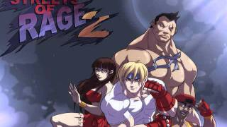 Streets of Rage 2 - Slow Moon (Renegade's Mix)