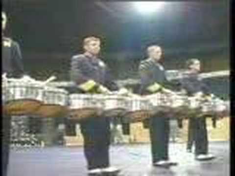University of Michigan Drumline Cadence Series 2002