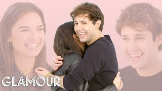 Youtuber David Dobrik and his Assistant Natalie Noel take the ultimate friendship test. Whether they'e sharing their funny first impressions of each other from childhood, or bonding over their love these two prove that sometimes the only thing the best friendship's need is lots of love and laughter. Find out if David and Natalie can mirror each other's best dance moves!  Still haven't subscribed to Glamour on YouTube? ►► http://bit.ly/2gYlQqe