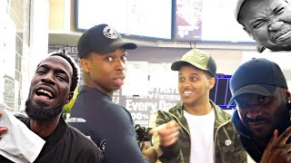 DAN&KAZ LINK UP...DONE A MADNESS 😤 (REACTION CYPHER?)