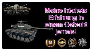 """World of Tanks: """"M41 90 GF"""" Mein bestes Spiel (nach EXP, #episch)"""