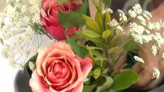 छत्त पर बागवानी - Ikebana - Japanese Art Of Flower Arrangement
