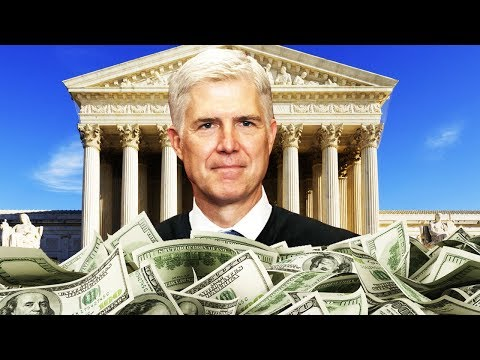 How To Buy A Supreme Court Seat