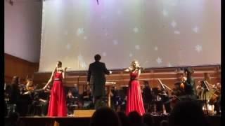 Goldshine Duet и Симфонический оркестр п.у В А Валеева - Asturias