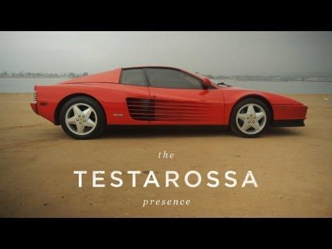 The Legendary Ferrari Testarossa
