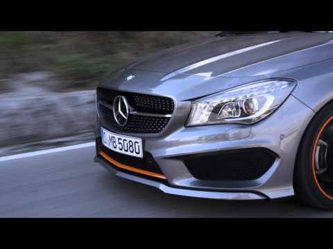 Mercedesbenz Cla Class Shooting Brake Универсал класса C - рекламное видео 2