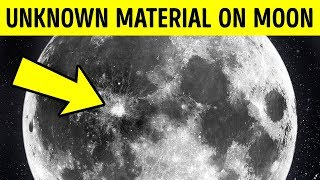 Scientists Can't Explain Unknown Material on the Moon