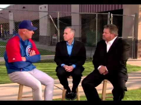 Mike Quade Talks Cubs' Baseball