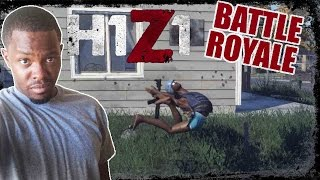 THIS GAME IS GLITCHED!! - H1Z1 Battle Royale Gameplay
