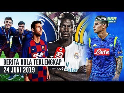 Pogba Siap Dijual 💰 James Tak Boleh Ke Napoli Jika 😱 Kebijakan Baru Transfer Barca La Masia