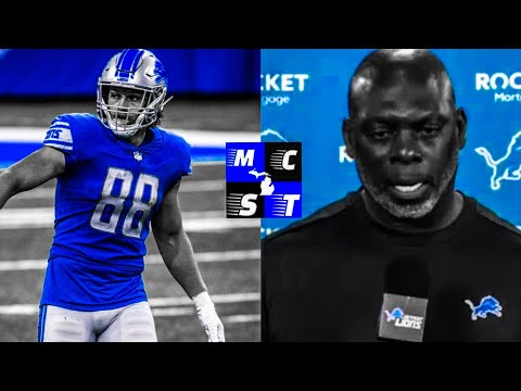 Anthony Lynn Says He Going To Talk TJ Hockenson to Next Level!!!