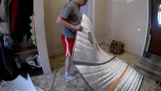 Как сделать теплообменник для зимней палатки своими руками