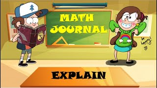 Math Journal: Explain How To Add 3-digit Numbers