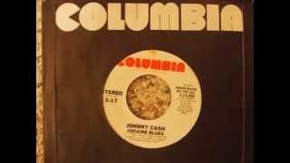 "Johnny Cash ""Cocaine Blues"" 1979 (Rare Studio Version)"