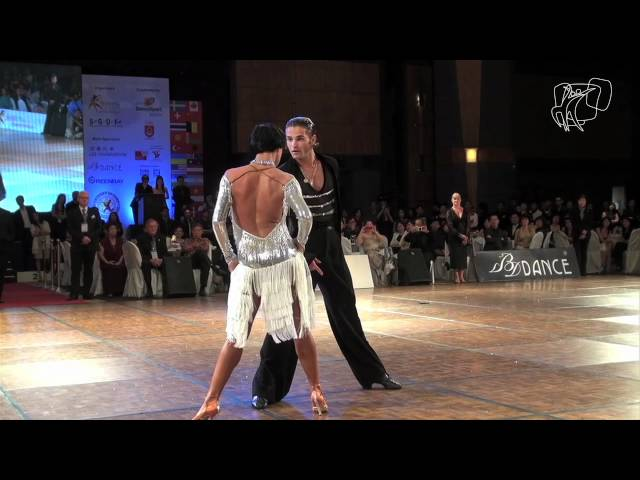 2011 WDSF World Latin: The Final Reel - Part II