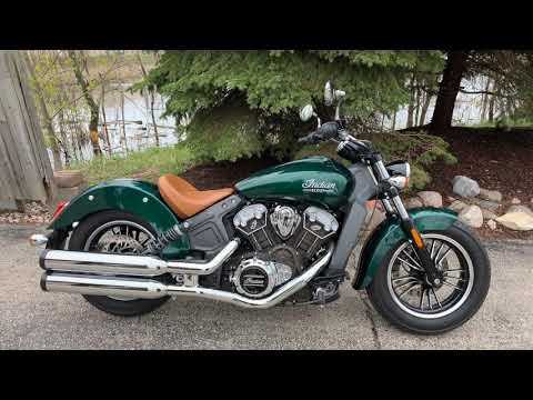 2018 Indian Scout® in Muskego, Wisconsin - Video 1