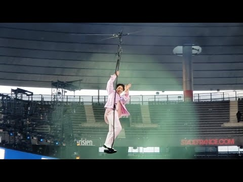 190608 Jungkook Euphoria @ BTS 방탄소년단 Speak Yourself Tour Stade de France Paris Concert Live Fancam