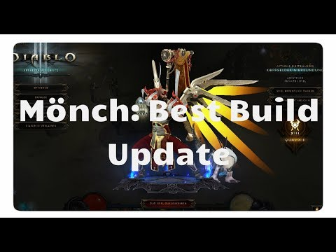 Mönch: Der beste Build Update (Season 12, Grifts)