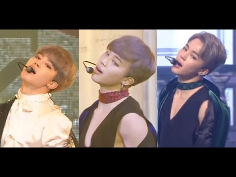 BTS Jimin - Blood Sweat & Tears compilation Sexy Ver.