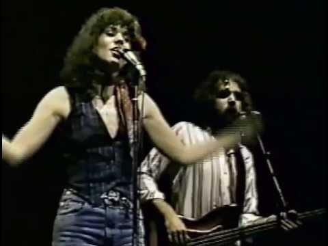 Linda Ronstadt In Atlanta   1977   05   Willin'