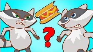 Двойная Проблема | Забавные Животные Мультфильмы Для Детей Приключениями Annie И Ben