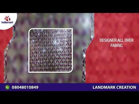 Fancy Border Lace