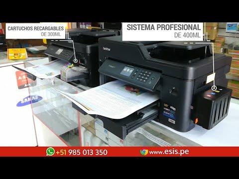 🔥La impresora A3 mas económica🔥 Brother Mfc j5330dw con Sistema Continuo Profesional ⚡