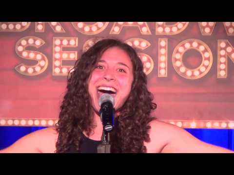 """I'm The Greatest Star"" (Funny Girl) at BROADWAY SESSIONS"