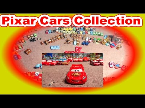 Pixar Cars World's Largest Collection Of Cars From Disney Pixar Cars And Cars2